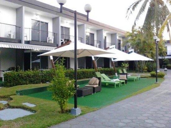 Riande Aeropuerto: Hotel