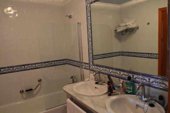 Melia Jardines del Teide : WC