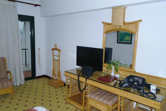 Thang Loi Hotel: ma chambre