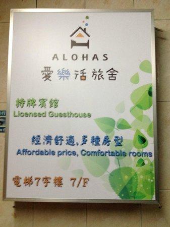 Alohas Hostel: Alohas