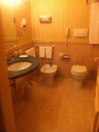 Castello Chiola Hotel : Bagno