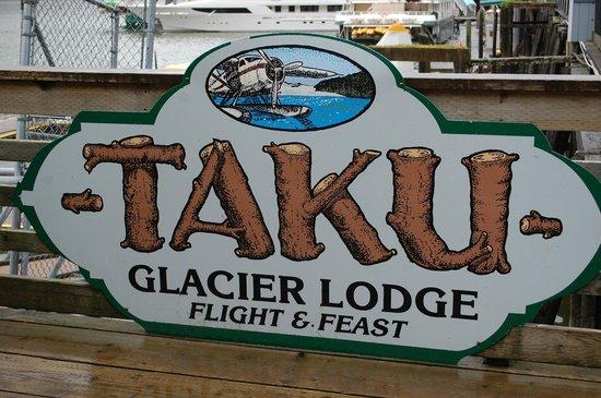 Taku Glacier Lodge & Wings Airways: Taku Glacier Lodge