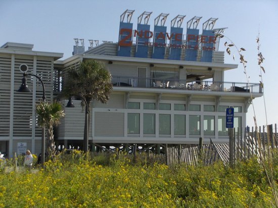 Bermuda Sands Motel: 2nd Ave.Pier