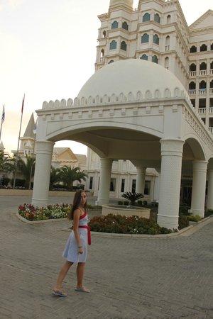 Kamelya Fulya Hotel: вход
