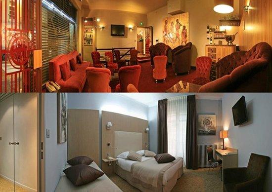 Best Western Hotel Graslin : SAlon/chambre