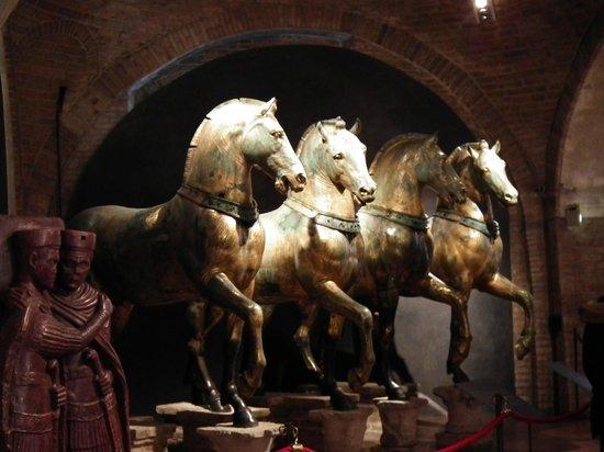 Basilique Saint-Marc : I cavalli