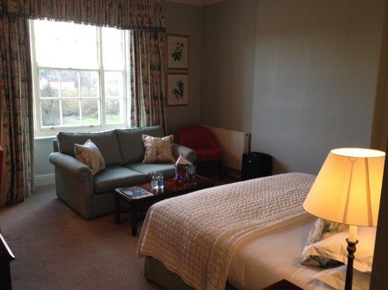 The Talbot Hotel Malton: Feature room