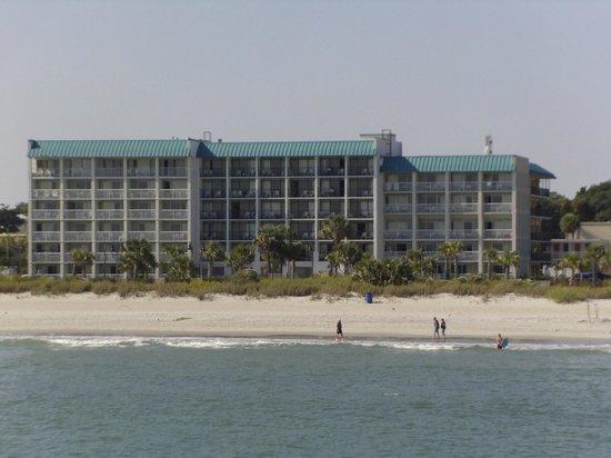 Bermuda Sands Motel: Berumda Sands Resort.