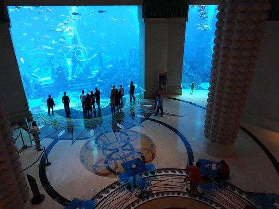 hotelzimmer mit offenem bad - picture of atlantis, the palm, dubai, Hause ideen