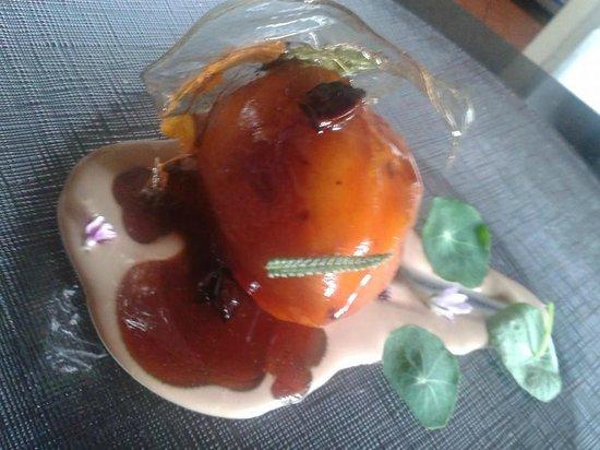 Flor de Lis: Sweet Potato dessert
