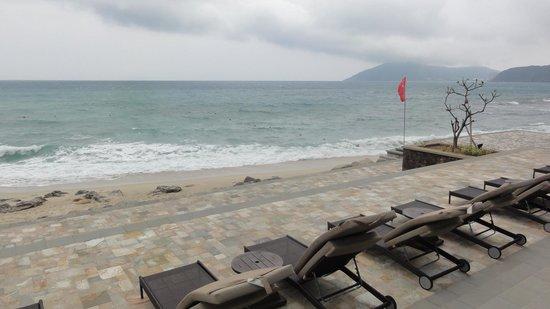 Mandarin Oriental, Sanya : 海岸