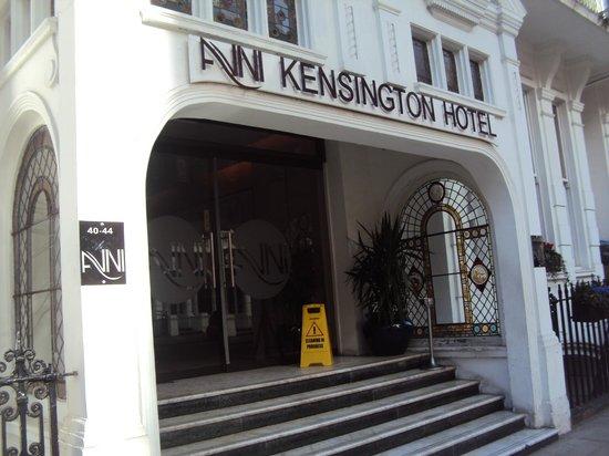 Avni Kensington Hotel: eccolo come si presenta