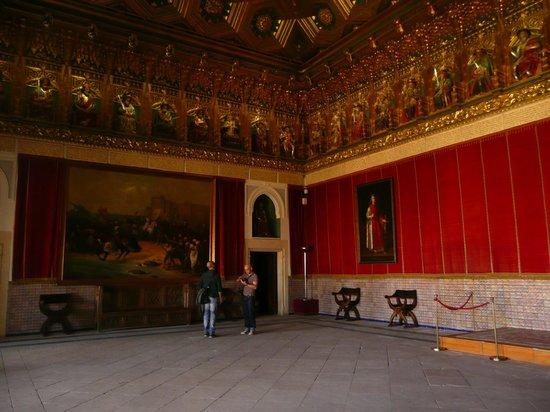 Hall of Kings Alcazar de Segovia