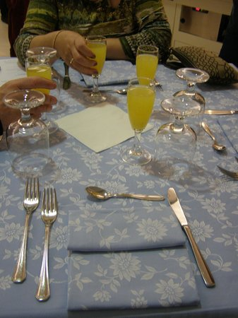 Hotel Bolivar : repas