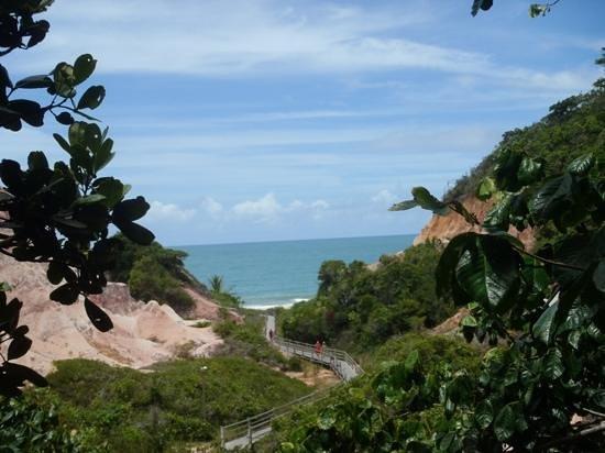 Club Med Trancoso: depois das escadas o paraíso.