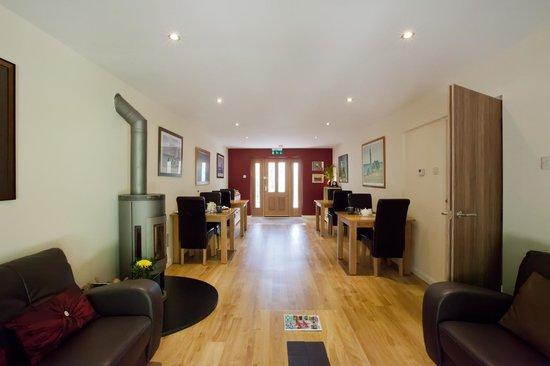 Pine Ridge: Lounge / breakfast room