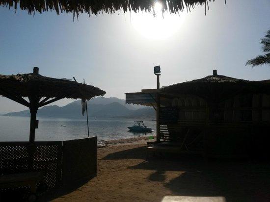 Dahab Resort : около станции  винрдерленд