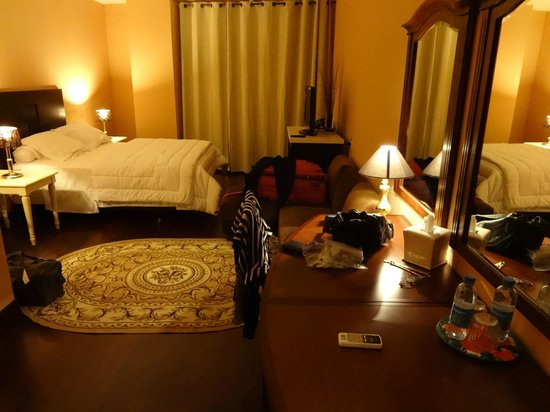 Hotel Sarah Nui: Zimmeransicht