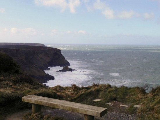 Godrevy Head : On the way