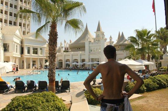 Kamelya K Club: бассейн