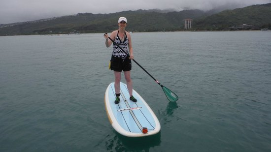 Three Friends Stand Up Paddle Adventures: Hawaii Kai