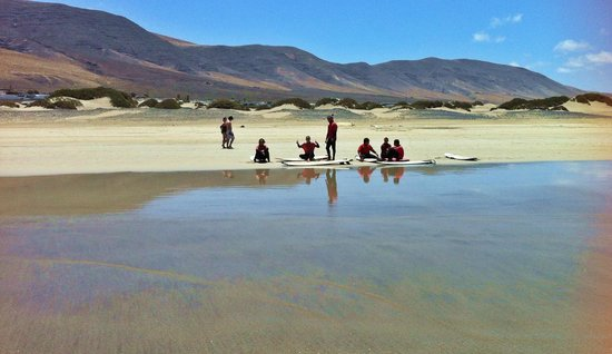 Clandestino Surf Adventure: el curso