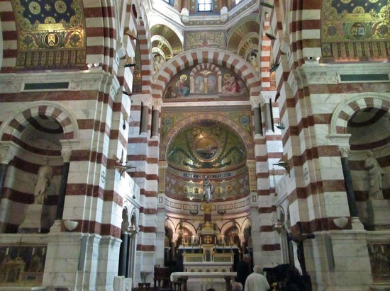 Marseille Provence Greeters - Private Tours: Basilica Notre-Dame de la Garde