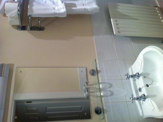 Buccleuch Guest House: Bathroom