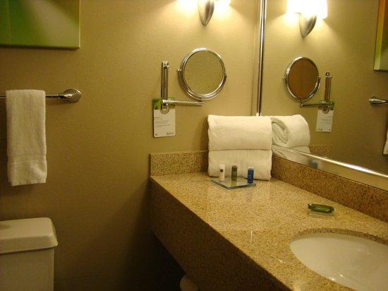 Radisson Resort Orlando-Celebration: Baño