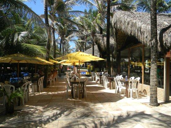 Restaurante Croco Beach - Praia do Futuro