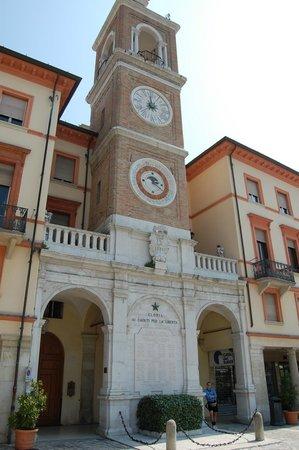 Rimini centro : центр города