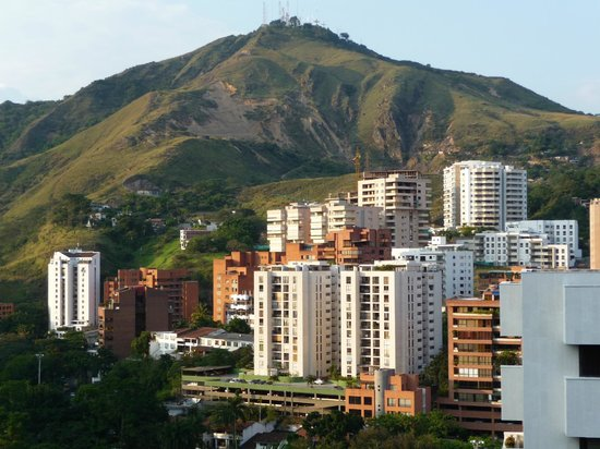 Cali, Colombia: Stunning views from Belalcazar