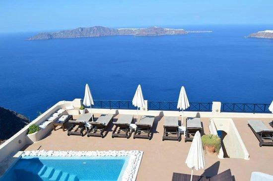 Afroessa Hotel: Stunning pool area