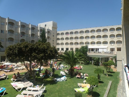 ClubHotel Riu Costa del Sol : Cuerpo del hotel