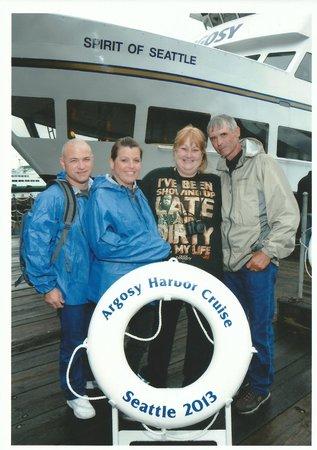 Argosy Cruises : Souvenir photo