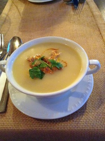 House of Medusa : Lentil Soup (Mercimek corba)