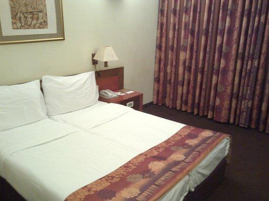 Kfar Maccabiah Hotel & Suites: Habitación
