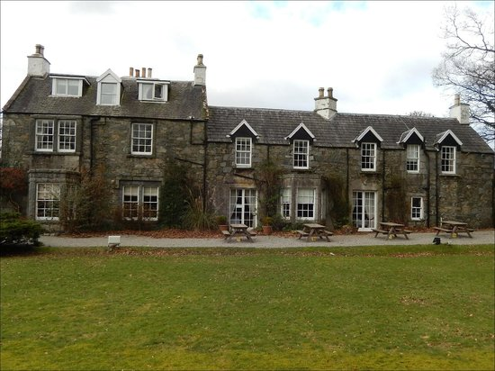 Creebridge House Hotel: The Hotel.