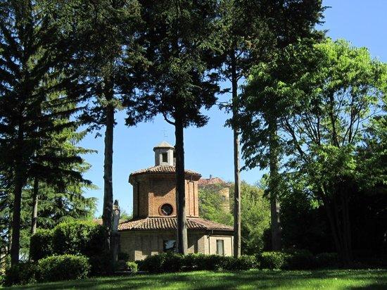Il Castello di Uviglie: Tempietto