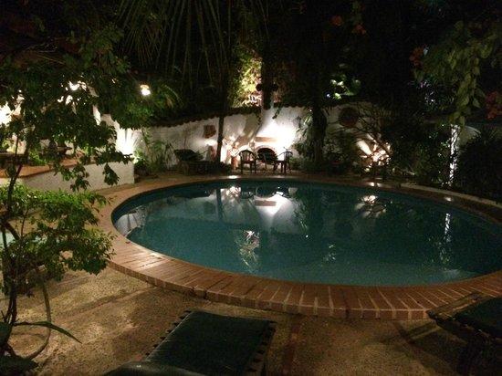 Secret Garden Chiang Mai : Lovely pool...