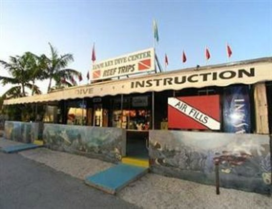 Ramrod Key, FL: Come into our Resort Center & Dive Shop 8am-8pm daily!