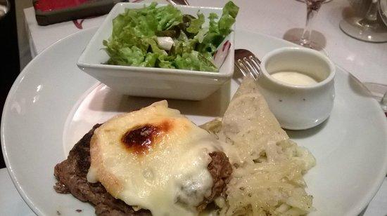 Bistrot du Boucher: Steak
