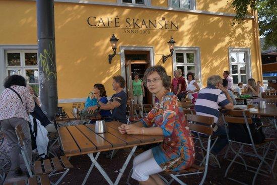 Cafe Skansen : насладитесь атмосферой