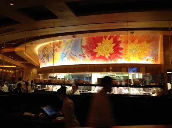 The Cheesecake Factory: Cheesecake Factory   Kitchen Area
