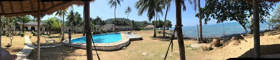 Elephant Bay Resort: Pano View of Resort