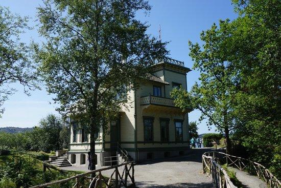 Edvard-Grieg-Museum Troldhaugen: Исторический ракурс (не хватает только Грига и Ибсена)