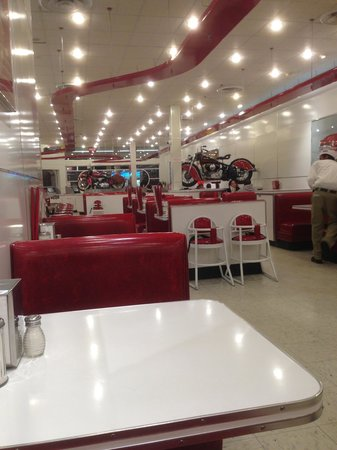 Ruby's Diner at the Plaza