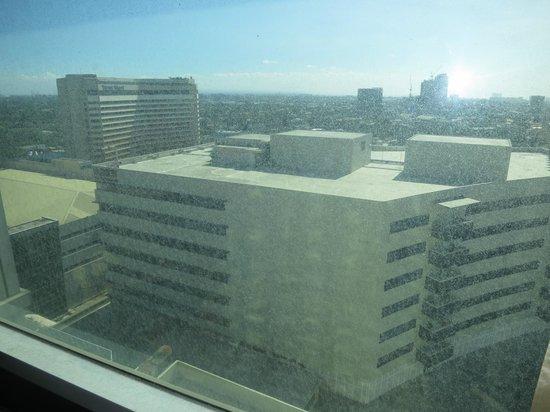 Ascott Makati: view from my room
