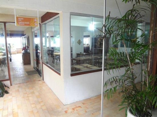 Hotel Pousada Ancoradouro: salão de café da manhã