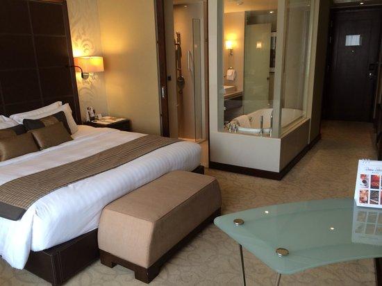 Pullman Bangkok Grande Sukhumvit : My room